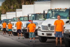 Trained Miami moving professionals & top-quality moving equipment in Miami.