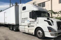 Reliable moving trucks Miami are something we are known for.
