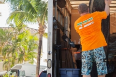 Packing and loading the hardest of belongings is easy for our moving specialists in Miami.