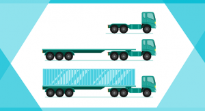 three moving truck types