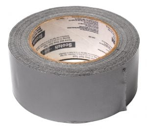 Grey tape roll is one of the essential packing supplies