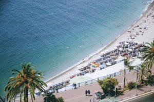 Beach in Palm Beach County