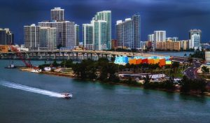Miami city  has many affordable neighborhoods