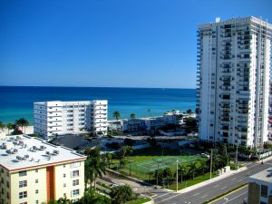 Image of a Hollywood Florida