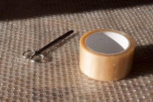 For kitchen packing you will need packing supplies such as bubble wraps and tapes