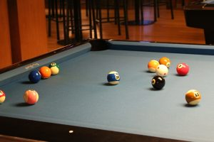 The best thing you could do is rely on professionals to relocate your pool table.