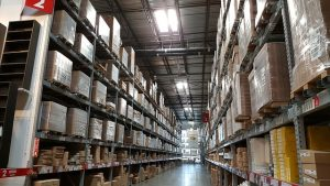 warehouse movers Miami