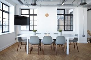 setting up your office in your apartment