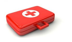 First-aid kit is something you should pack last on a moving day