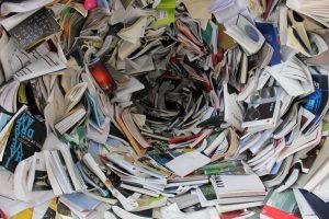 Junk removal Miami- books