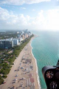 Miami shore
