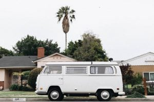 Moving to Aventura FL and living in a camper van is a great!