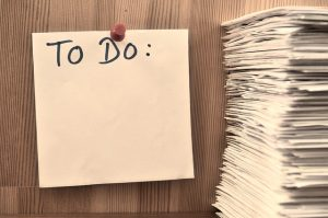 A to do list when packing in a hurry for your FL move.