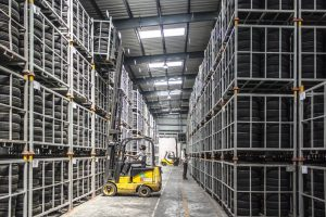renting warehouse space