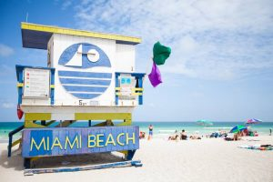 RV routes in FL worth exploring- Miami beach