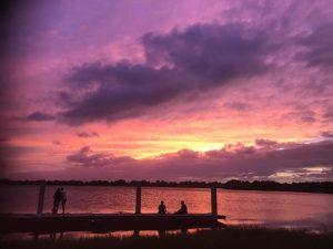Davie vs Boca Raton - choose boca raton to see the sunset