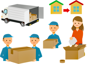 movers packing