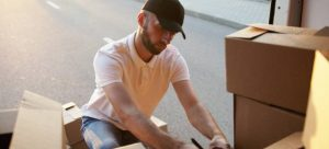 an expert trying to find storage solutions during your move