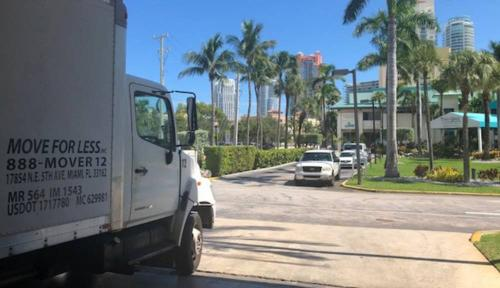 Our Miami moving trucks have seen every corner of Miami and the areas surrounding it.