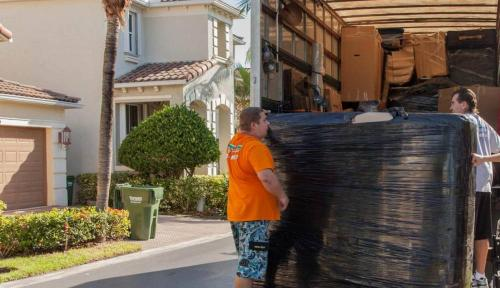 We make residential moving in Miami look easy.