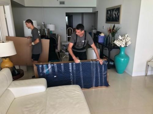 Our Sunny Isles Beach local movers will pack and move you in no time.