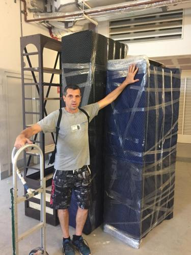 Our movers and packers Miami are always extra careful.
