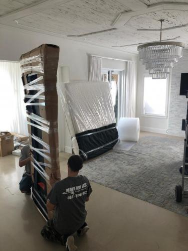 Apartment movers Miami relies on and recommends.