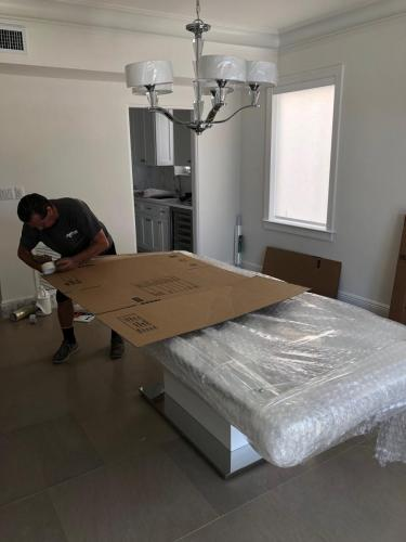 Our residential movers make sure to protect your valuables during the move.