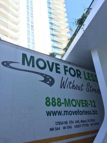 Efficient and always on time - Miami Movers For Less